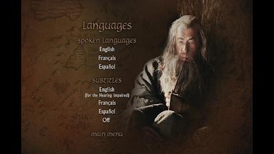 El Hobbit Un Viaje Inesperado (2012)[Dvdrip][Castellano]