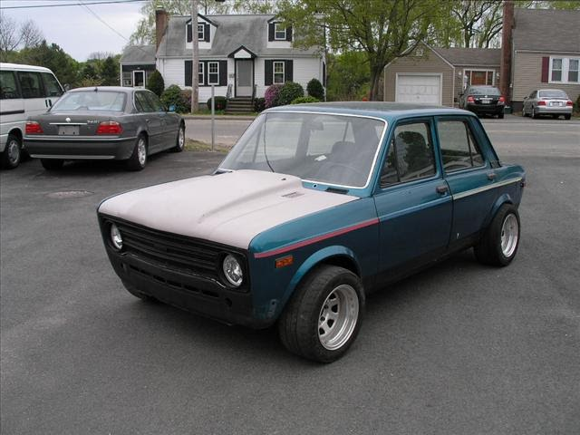 """Just A Car Geek: 1979 Fiat 128 """"Custom Toy""""..."""