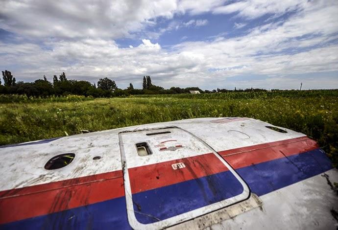 Benarkah inilah sebenarnya yang terjadi kepada tragedi pesawat MH17
