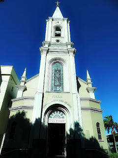 Igreja Matriz de Carlos Barbosa.