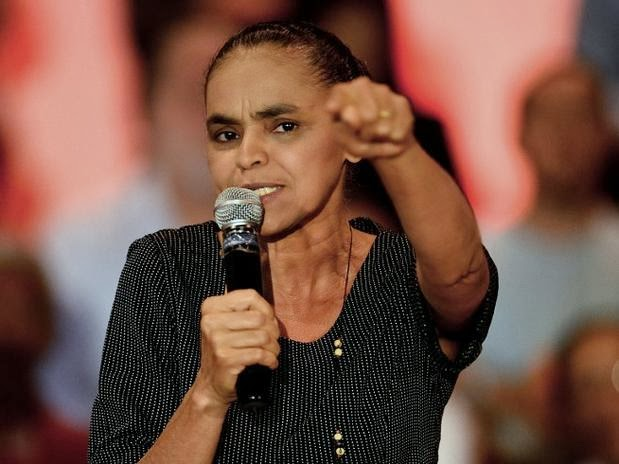 Marina Silva.