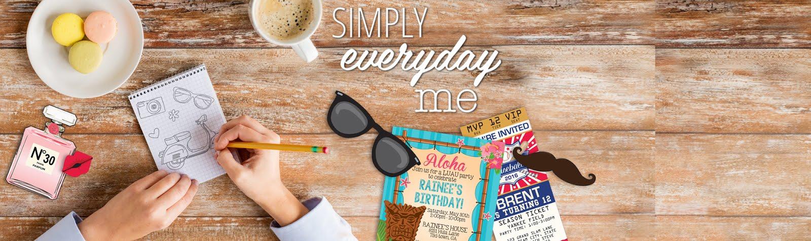 SimplyEverydayMe