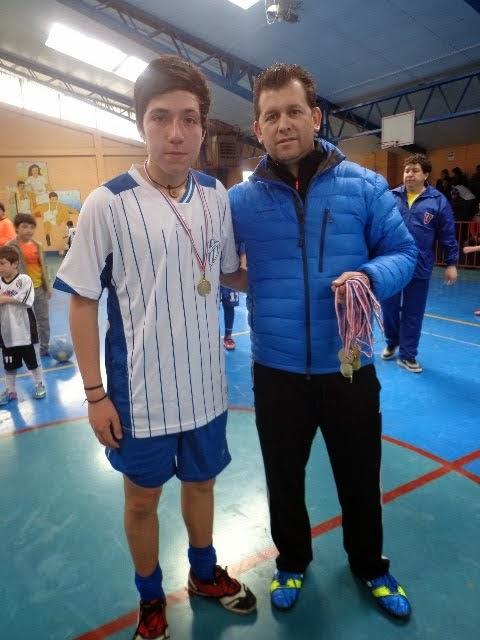 Goleador en Puerto Natales