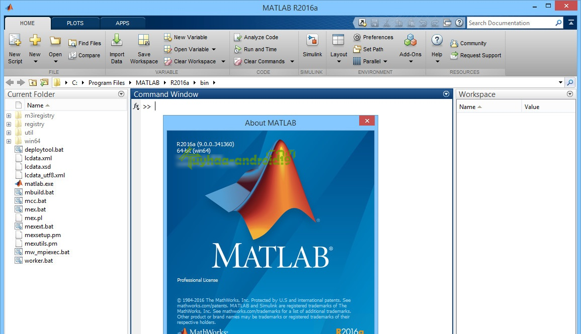 matlab r2014a activation key crack