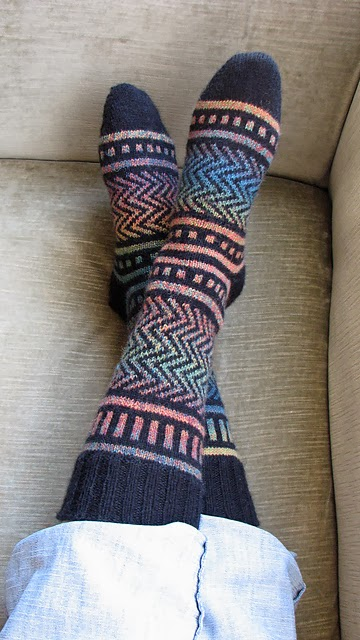 http://www.ravelry.com/patterns/library/dark-isle-socks