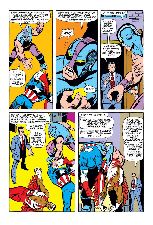Captain America (1968) Issue #172 #86 - English 3