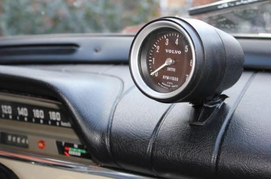 accessoire Smiths Volvo Amazon tacho (RVI 5413/00)