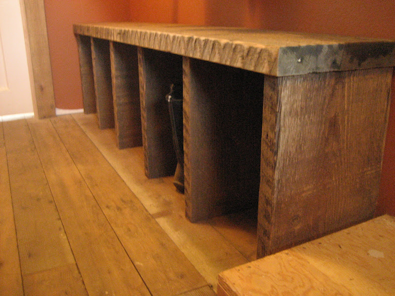 Woodwork Boot Bench Mudroom Pdf Plans
