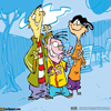 Ed,Edd and Eddy