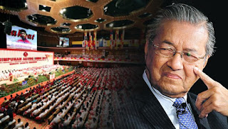 Persidangan UMNO akan dibuat secara tertutup -Tun M
