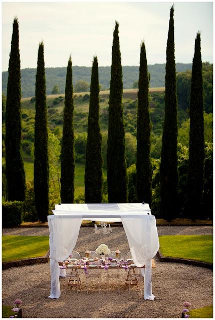 casamento na toscana