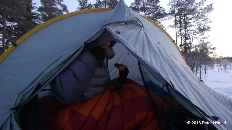 Perhaps the most interesting question with an ultralight tent like this is how well it copes with wind. Do you dare take it to the mountains? & Yeti rides: Tarptent Double Rainbow five year review