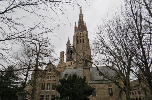 Bruges cathédrale