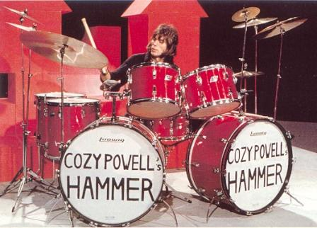 Cozy Powell Dance With The Devil
