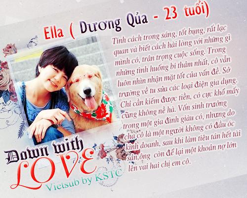 Xem phim Chỉ Muốn Ở Bên Em - Down With Love 2009