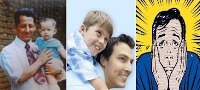 La diferencia entre Padre, papá y papi