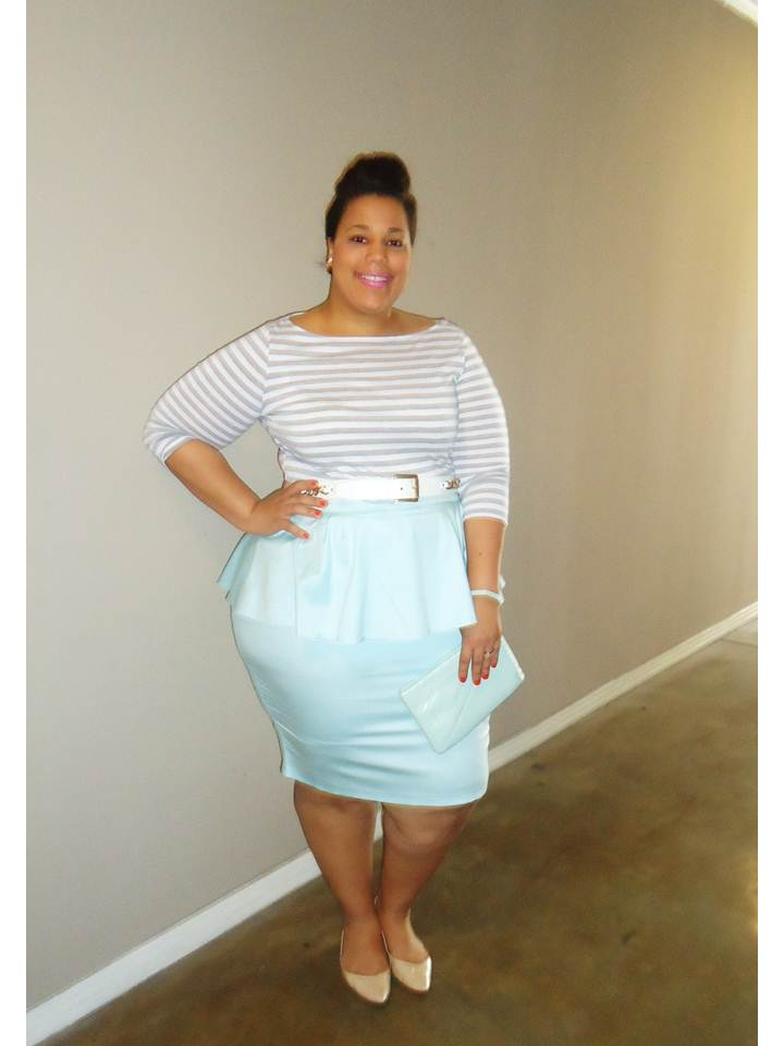 Plus Size Blog, Asos Curve, Shop Ruche, Mint