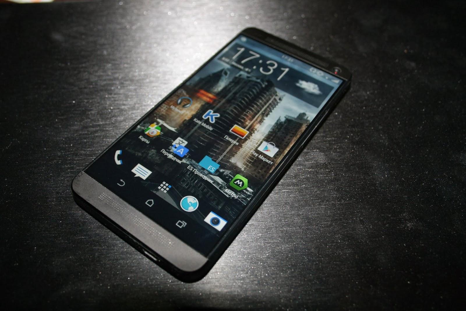 HTC M8 照片流出
