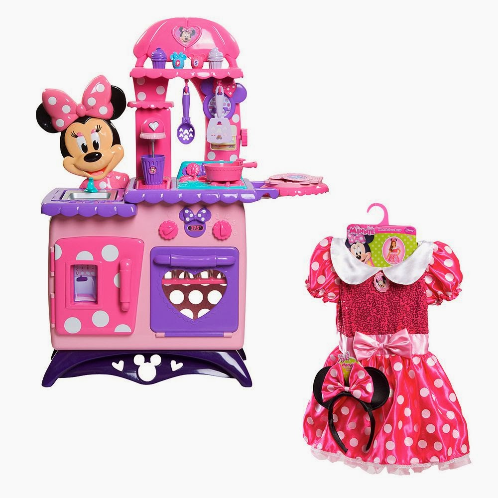 New Age Mama Holiday Gift Guide Minnie Mouse Bow Tique