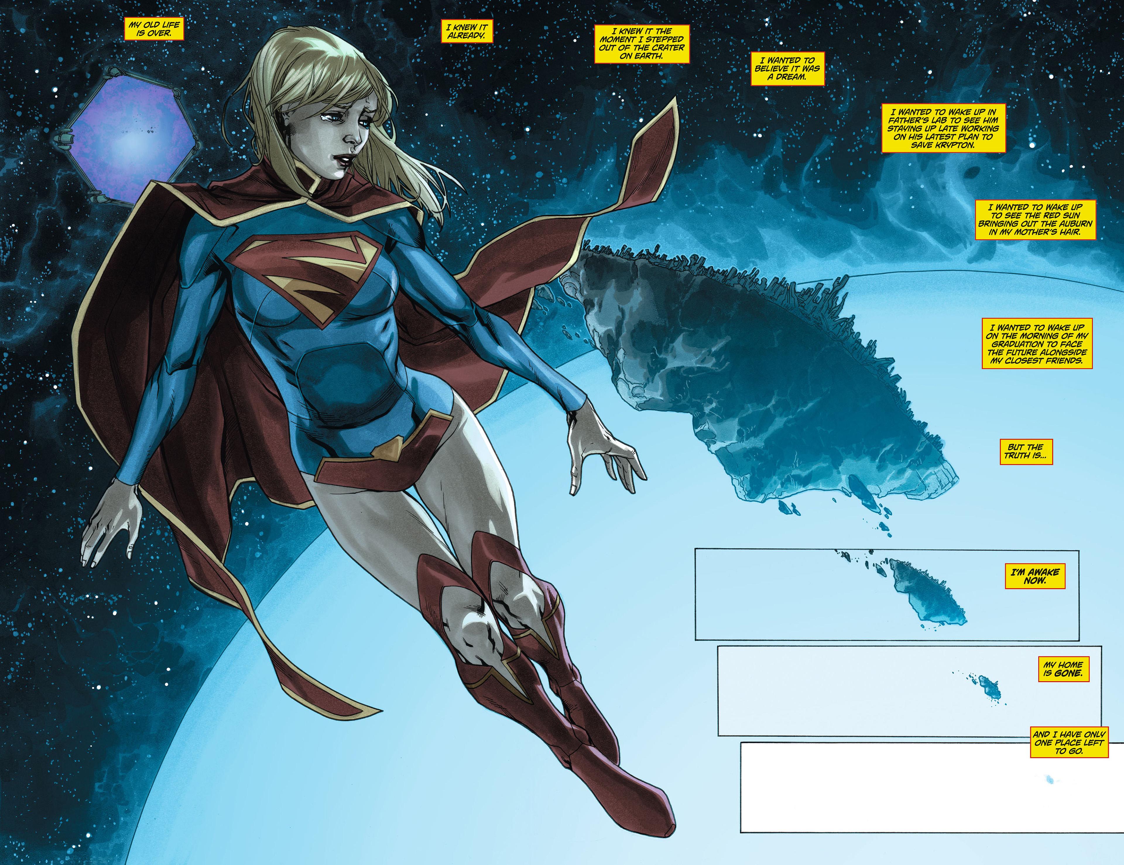 Supergirl (2011) Issue #6 #8 - English 11