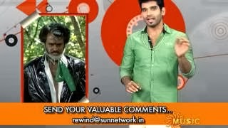 Actor Rajinikanth Special In Rewind Ep-71 Sun Music 02-11-2013