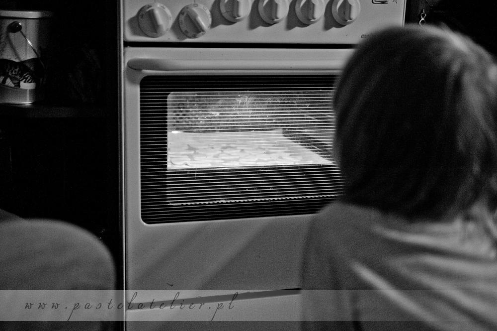 gorący piekarnik