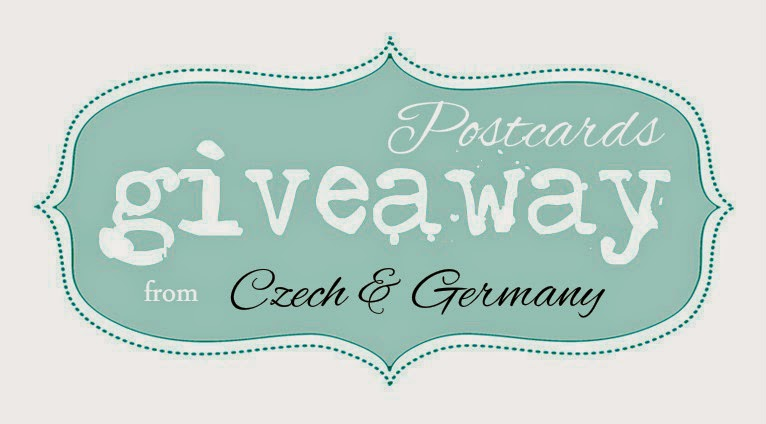 Postcards Giveaway from Germany & Czech Republic