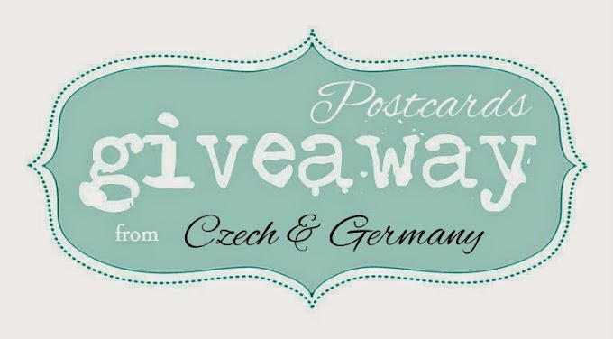 Postcards Giveaway from Czech & Germany