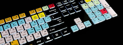 Editor Keys backlit dedicated DAW keyboard image