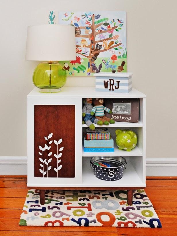 2014 Kidsu0027 Storage Ideas From HGTV