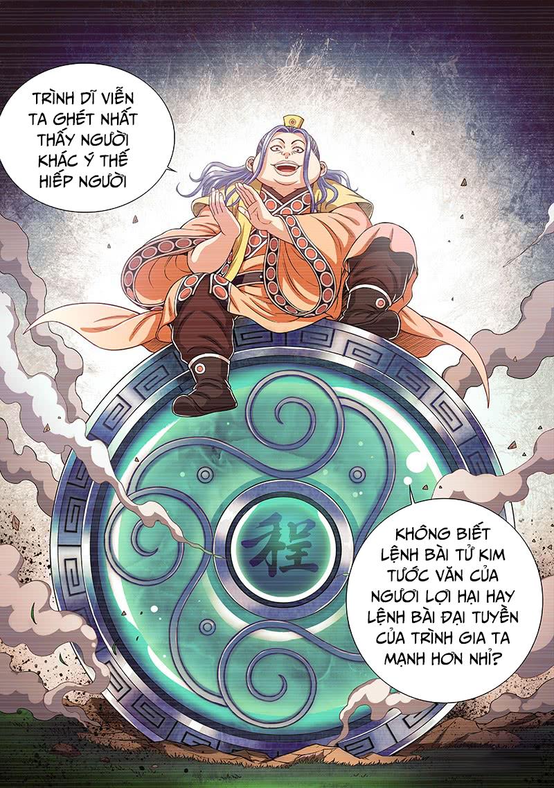 Ta Là Đại Thần Tiên - Chap 186