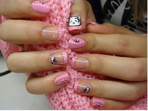 Lindisima Blog: Diseños de uñas para día de muertos o brujas
