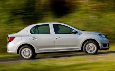 New Renault Logan