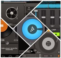 cross dj pro, apk, cross dj pro apk download, mix vibes, e djing, dj mix pro