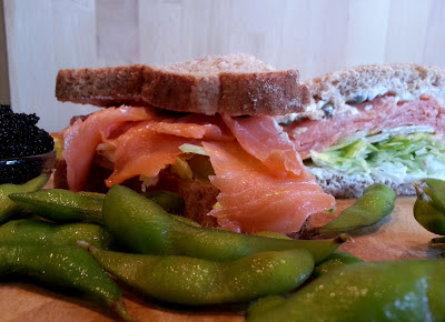 Slimming World Delights: Smoked Salmon, Cream Cheese and ...