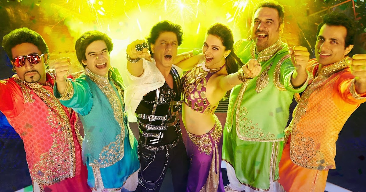 Happy New Year - 2014 Hindi Movie All Mp3 Songs Free