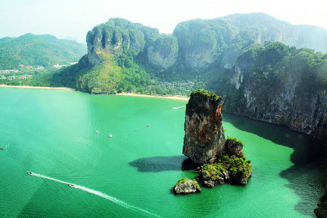vé máy bay đi Phuket giá rẻ - Vịnh Phang Nga Phuket