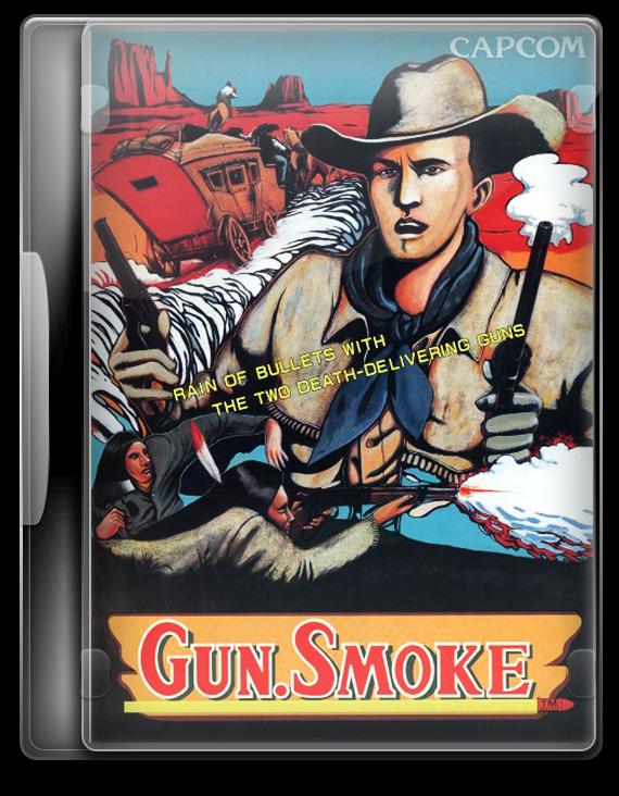 Gun Smoke Arcade