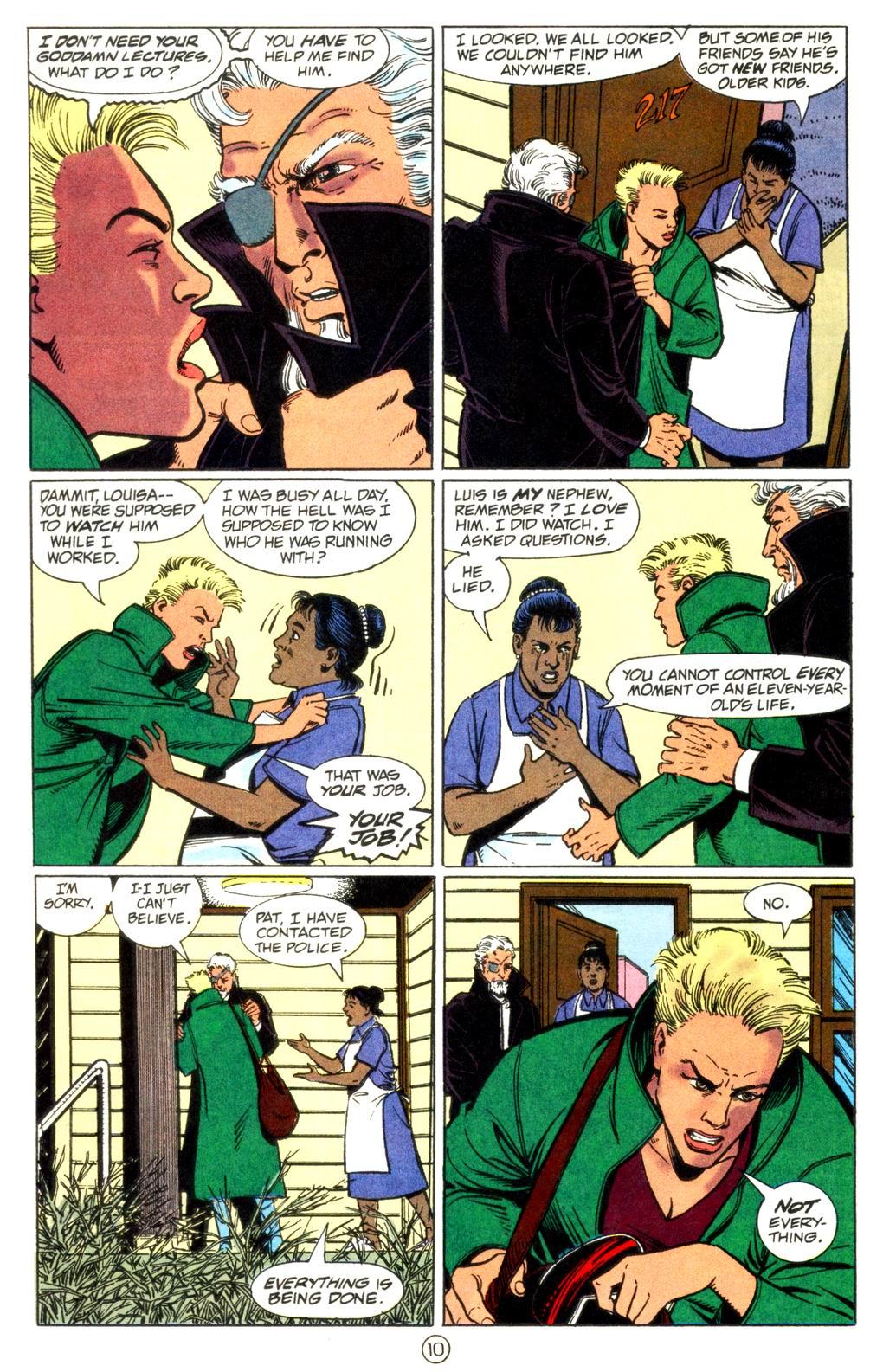 Deathstroke (1991) Issue #11 #16 - English 11