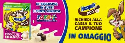 Toys Center campione Nesquik Duo