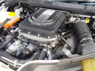 Ford Falcon FG XR8 Engine