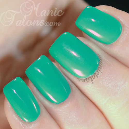 BMC Gel Polish Boca Catalina Swatch