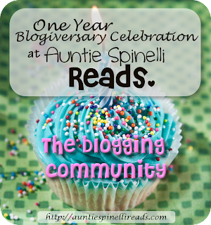 Blogiversary Celebration, Day 3: The Blogging Community