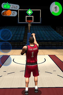 Screenshots of the All-star basketball for Android tablet, phone.