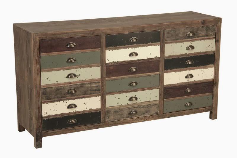 La web de la decoracion y el mueble en la red diciembre 2013 - Colores vintage para muebles ...