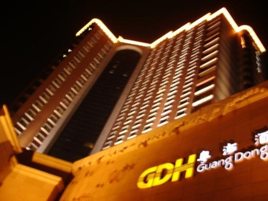 Guang Dong Hotel Shanghai