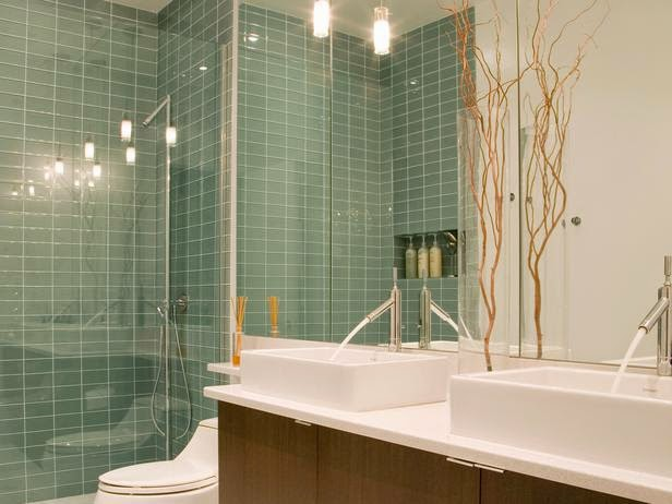 Bathroom Fitting With Shower Design Ideas