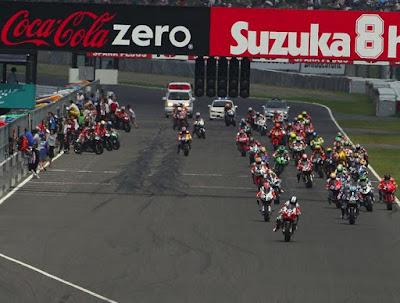 Hasil Sementara Race Suzuka 8 Hours 2015