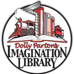 Logo: Dolly Parton's Imagination Library