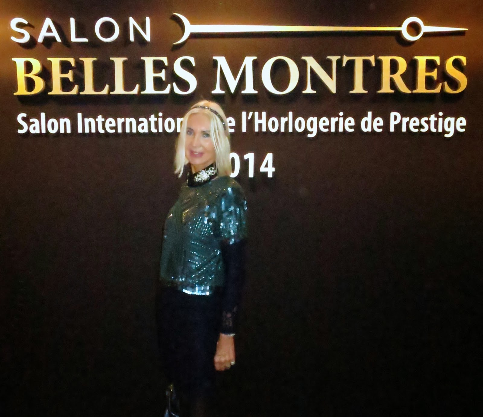 International luxury consulting salon belles montres 2014 - Salon de l horlogerie ...